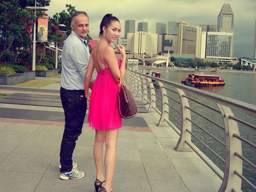 Sao Việt sướng - khổ khi lấy chồng Tây - 2