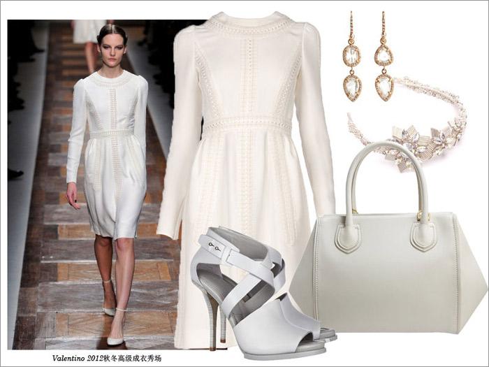 Thu tinh khôi với trang phục màu trắng - 1