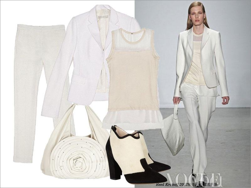 Thu tinh khôi với trang phục màu trắng - 3