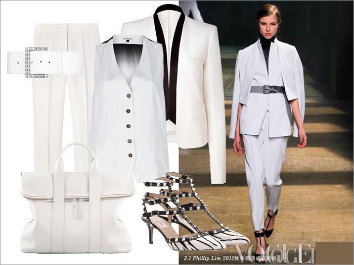Thu tinh khôi với trang phục màu trắng - 7
