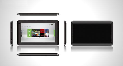 Phong cách mới cùng máy tính bảng Yan Tablet - 1