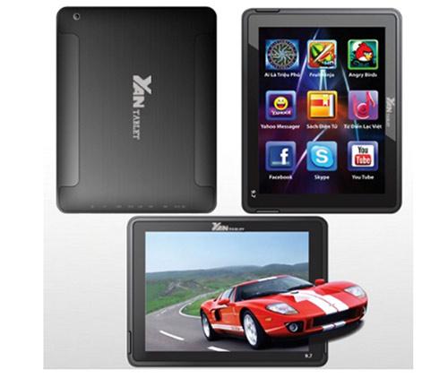 Phong cách mới cùng máy tính bảng Yan Tablet - 5