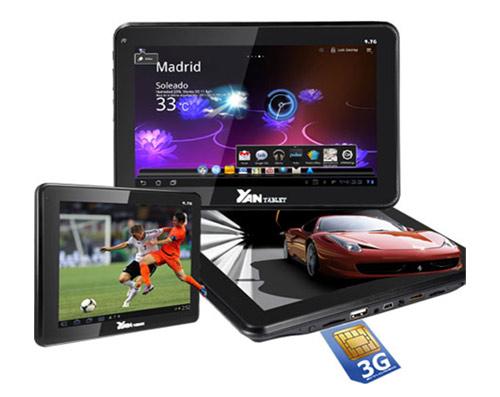 Phong cách mới cùng máy tính bảng Yan Tablet - 6
