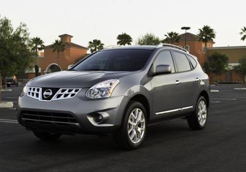 Nissan Rogue 2013 thay đổi nhẹ, giá tăng - 1