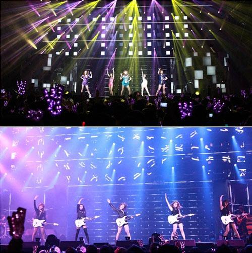 Tháng 11, Wonder Girls sang Việt Nam - 2