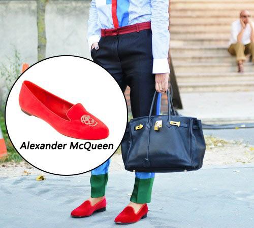 Những mẫu giày tuyệt đẹp cho thu 2012 - 2