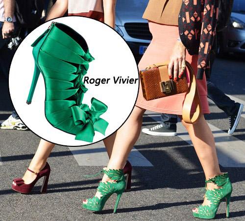 Những mẫu giày tuyệt đẹp cho thu 2012 - 3