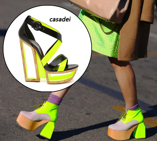 Những mẫu giày tuyệt đẹp cho thu 2012 - 7