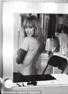 Celine Dion bán nude nóng bỏng - 3
