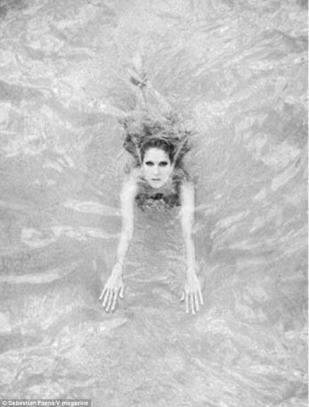 Celine Dion bán nude nóng bỏng - 4