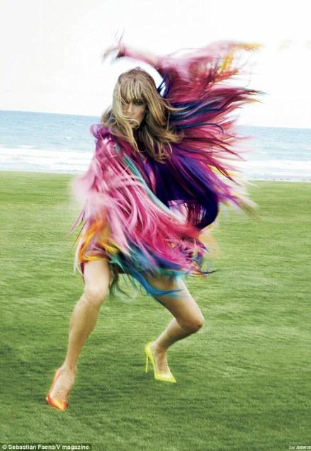 Celine Dion bán nude nóng bỏng - 7