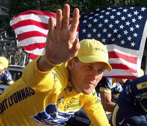 Armstrong bị tước 7 danh hiệu Tour de France? - 1