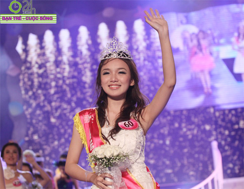 Khởi động cuộc thi Miss Teen 2012 - 1