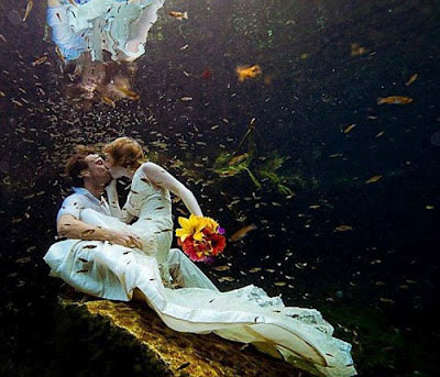Ảnh cưới tại 22 nước của cặp đôi Anh - 10