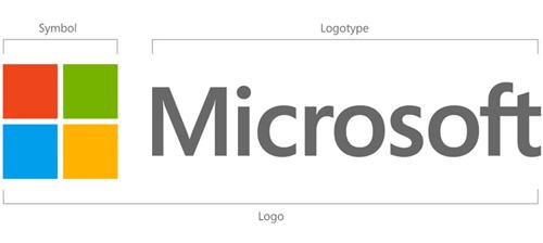 Microsoft đột ngột thay logo sau 25 năm - 1