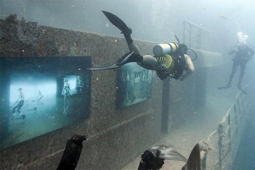 Kinh ngạc triển lãm dưới nước - 5