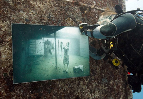 Kinh ngạc triển lãm dưới nước - 7