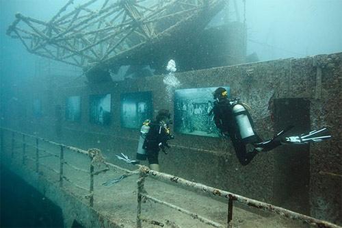 Kinh ngạc triển lãm dưới nước - 13