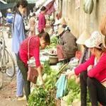 Thị trường - Tiêu dùng - Rau xanh tăng giá 'sốc', hàng TQ dội chợ