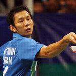 Thể thao - Tiến Minh vào bán kết giải Việt Nam mở rộng