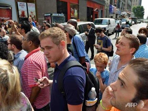 Mỹ: Lại xả súng ở New York - 2