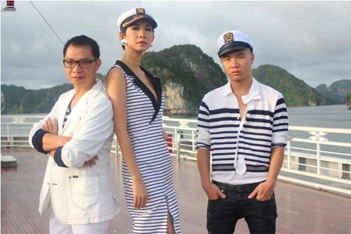Xuân Lan làm nữ thủy thủ sexy - 3