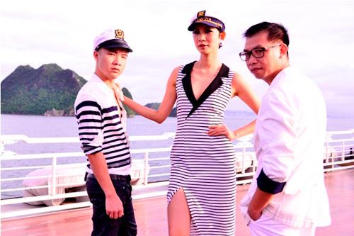 Xuân Lan làm nữ thủy thủ sexy - 2