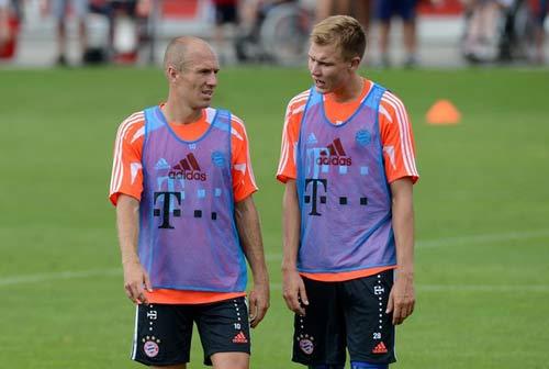 Greuther Fuerth - Bayern: Bài học đầu tiên - 1