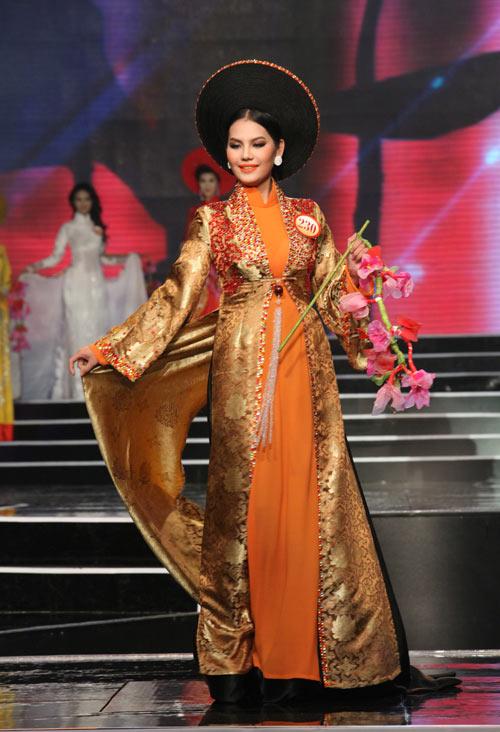 Đặng Thu Thảo trở thành Hoa hậu Việt Nam - 16
