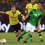 Bóng đá - Dortmund - Bremen: Reus ghi bàn
