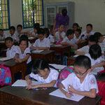 Giáo dục - du học - Cơ sở không đủ, trường bỏ bán trú lớp 1