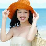 Thời trang - Á hậu Ngọc Oanh xinh đẹp trên biển vắng