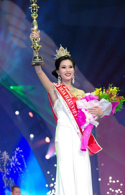 Đặng Thu Thảo trở thành Hoa hậu Việt Nam - 3