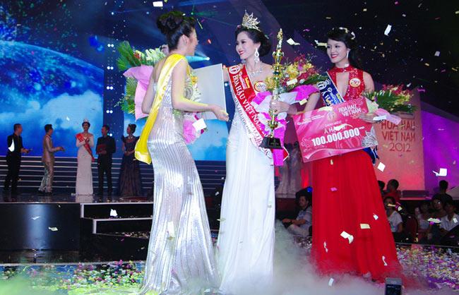 Đặng Thu Thảo trở thành Hoa hậu Việt Nam - 4