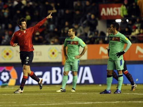 Osasuna – Barca: Cản nổi không? - 2