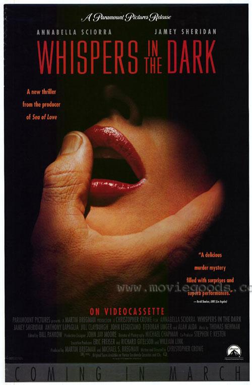 Whispers In The Dark - 1