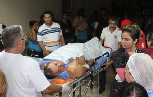 Nổ nhà máy ở Venezuela: 100 người thương vong - 9