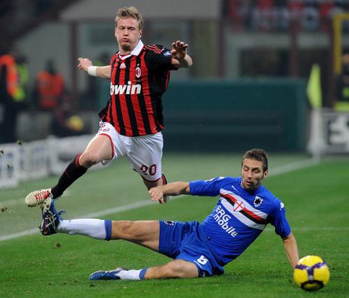 Milan – Sampdoria: Canh bạc đỏ đen - 1