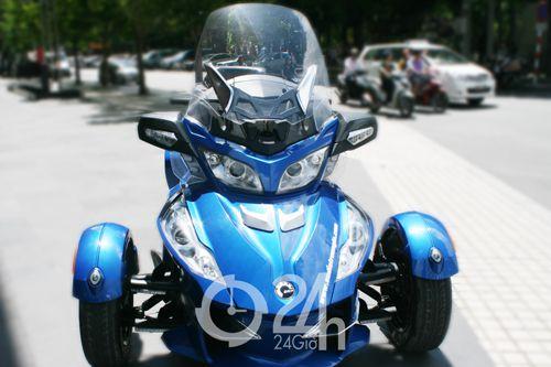 """Cận cảnh dàn xe mô tô """"khủng"""" tại Sài Gòn - 6"""