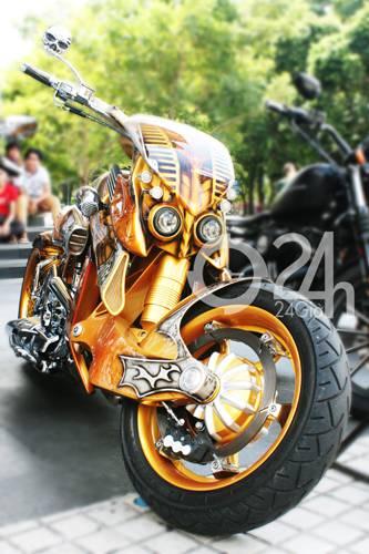 """Cận cảnh dàn xe mô tô """"khủng"""" tại Sài Gòn - 8"""