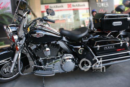 """Cận cảnh dàn xe mô tô """"khủng"""" tại Sài Gòn - 12"""