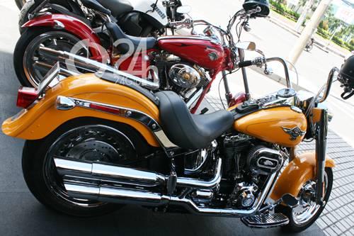 """Cận cảnh dàn xe mô tô """"khủng"""" tại Sài Gòn - 13"""