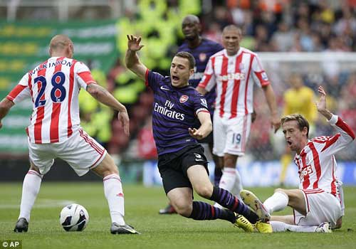 Arsenal: Những số không - 1