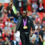 Bóng đá - Usain Bolt tới Old Trafford cổ vũ MU