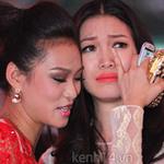 Thời trang - Thùy Dung khóc cùng Vương Thu Phương