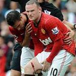 Bóng đá - MU mất Rooney 1 tháng: Tái ông thất mã