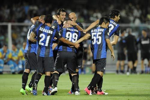 Pescara – Inter: Nhanh gọn, đơn giản - 1