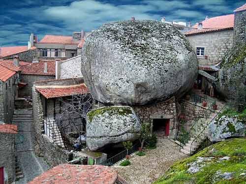Ngôi làng cổ nằm giữa ở Bồ Đào Nha - 5