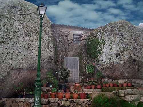 Ngôi làng cổ nằm giữa ở Bồ Đào Nha - 10