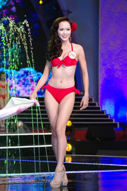 Ngắm lại bikini của thí sinh Hoa hậu - 2